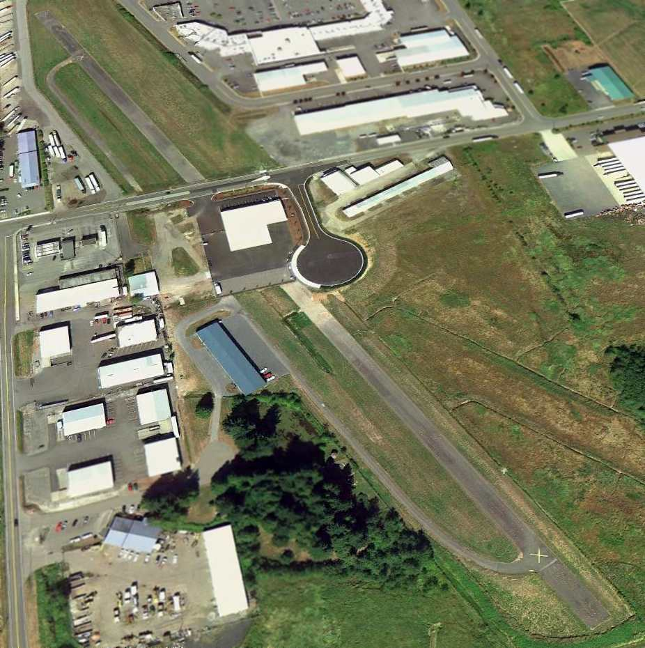 Abandoned & Little-Known Airfields: Northwestern